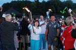 Олимпийский огонь будет гостить в Новосибирске три дня